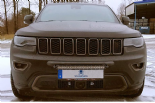 JEEP GRAND CHEROKEE (2014>) WILDERNESS LIGHTING BUMPER MOUNT & LED LIGHT BAR